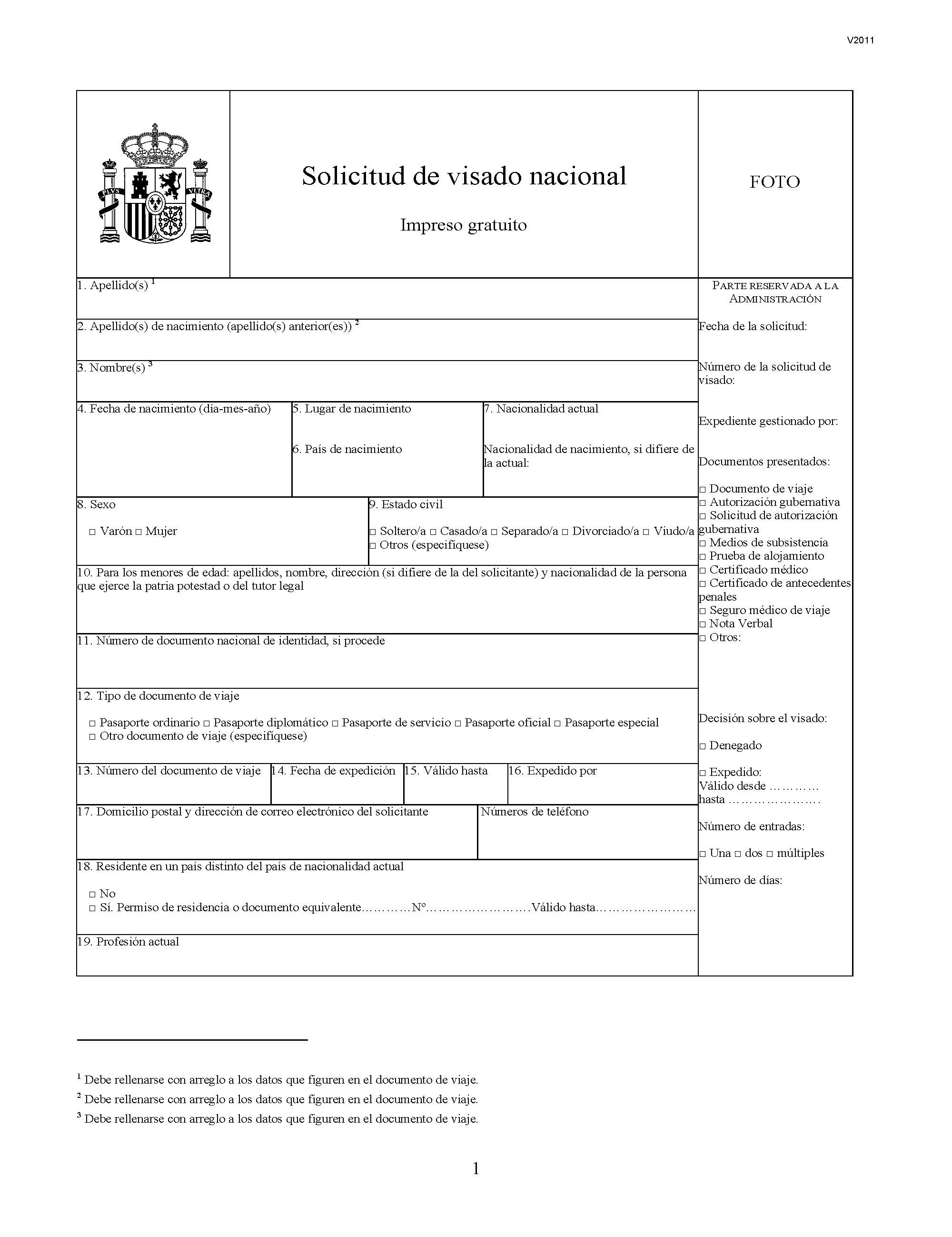requisitos de entrada a españa